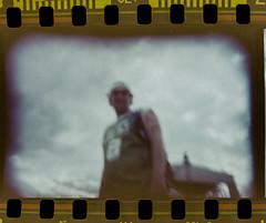 Mystery Film... (Damien Manspeaker) Tags: lost roll film sidewalk mystery