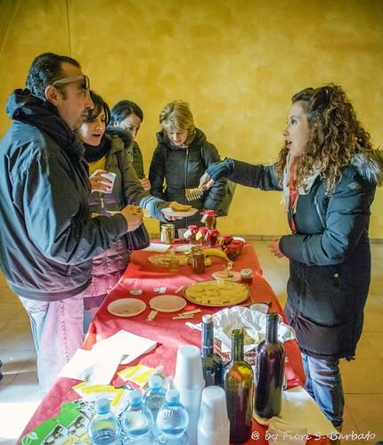 Guardia Lombardi (AV), 2016, Assaggi gastronomici.