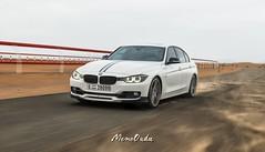 BMW IN ACTION (memoouda) Tags: lexus bmw gmc chevrolet dubai uae desert porsche toyota light nikon نيكون لكزس بورش جمس صحراء دبي