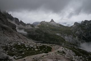 Parco Naturale Tre Cime di Lavaredo . 2015