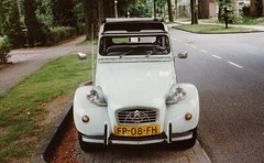 Citroen 2CV6 special (MarkXYVL) Tags: duck air cooled flat twin citroen 2cv special european car eend 602cc convertible french funky