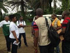 Liberia FETP Mentor