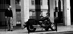 (mgkm photography) Tags: street urban bw blancoynegro portugal monochrome 50mm calle sintra streetphotography gimp streetphoto rua blackandwhitephotography streetshot urbanphotography shotwell monochromephotography fotografiaurbana blackwhitephotos nikonphotography opensourcephotography ilustrarportugal d7000 europeanphotography streettogs