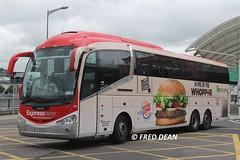 Bus Eireann SE7 (12D15783). (Fred Dean Jnr) Tags: cork burgerking scania buseireann irizar i6 se7 alloverad parnellplacebusstation buseireannroute51 12d15783 august2015