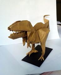 T-Rex 2015 (orig4mi.) Tags: paper origami fold trex