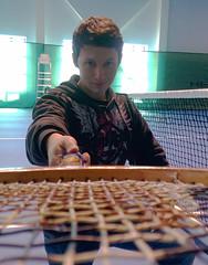 Теннисное селфи в Кирове