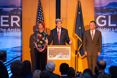 Secretary Kerry Speaks at GLACIER Welcoming Reception (U.S. Department of State) Tags: alaska glacier arctic anchorage johnkerry climatechange dansullivan lisamurkowski arcticcouncil