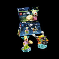 LEGO DIMENSIONS CON LOS SIMPSONS Y MIDWAY ARCADE (noteboomtutorials) Tags: lossimpsons midwayarcade legodimensions
