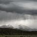 Mais chuva e mais neve nas montanhas