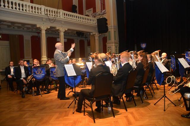 Eikanger Björsvik Musikklag under Howard Snell