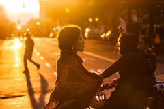 Oakland 2010 (Thomas Hawk) Tags: california sunset usa oakland riot unitedstates fav50 unitedstatesofamerica protest eastbay riots fav10 fav25 fav100 oscargrant oaklandriots johannesmersehle oaklandca070810 oaklandriots2010