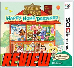 Animal Crossing: Happy Home Designer Review (Luigi Fan) Tags: home animal happy crossing designer nintendo review 3ds amiibo