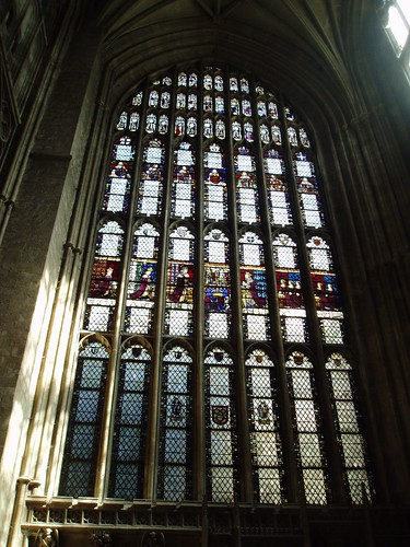 Royal Window, Canterbury Cathedral