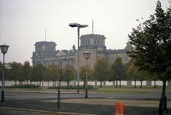 Reichstag, 1985 (Peter M Garwood) Tags: berlin germany deutschland reichstag berlinwall ddr 1985 bundestag
