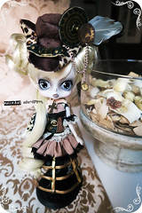 Odette (1st phase custom) (Ashe Room) Tags: anime eye japan design eclipse outfit friend punk doll pretty room gorgeous manga dal best chips steam planning wig kawaii designs groove pullip custom jun odette ashe steampunk taeyang moirai プーリップ ダル ビョル b324 ashesroom モイライ