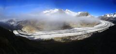 Aletschgletscher (ISO 69) Tags: panorama ice nature schweiz switzerland suisse unesco glacier elements svizzera gletscher eis wallis valais aletsch aletschgletscher bettmerhorn weltnaturerbe unescoweltnaturerbe