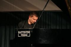 il pianista polacco marcin gluch