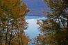 Il lago di Vico dalla vetta del monte Fogliano (giorgiorodano46) Tags: autumn italy fall lago autunno lazio bosco lagodivico lagovulcanico monticimini montefogliano novembre2015