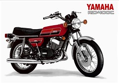 1976 YAMAHA  RD400C (Rickster G) Tags: pictures two classic vintage 1974 photo photos album picture motorcycles stroke images oldschool photographs 350 photograph 400 200 1975 motorcycle yamaha 70s 1978 collectible 500 collectors lc 1977 sales 1980 brochure 1979 rare spec 1976 rd 250 prestige yds twinshock vjm spec1973