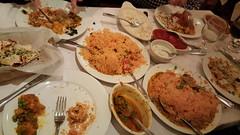 Delicious Indian food at Raaga