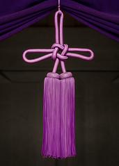 Omamori (campra) Tags: japan shrine knot nagoya sword shinto regalia jingu 名古屋 miya atsuta 御守 omamori 熱田神宮 kaguraden 宮 kusanaginotsurugi atsutanoōkami