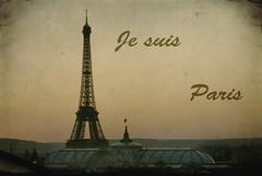 Je suis Paris (ixos) Tags: paris texture prayer event terrorism textured terreur vnement terrorisme prire mmoires attentats barbares ixos mmories imparis jesuisparis 13112015