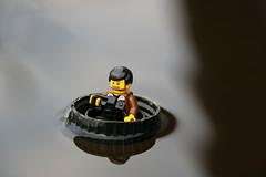 Nauvrag (pylote) Tags: de la lego autoportrait bretagne bosse aventure lgo
