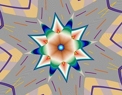 6-star 5-21 (crescentmoongal) Tags: abstract color kaleidoscopes