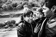 Lesvos: Crossing to Safety (UNHCR) Tags: sea blackandwhite news afghanistan water europe refugee refugees greece help aid lesvos protection assistance unhcr mediterraneansea newsstory skalasykamnias unrefugeeagency unitednationsrefugeeagency unitednationshighcommissionerforrefugees unhighcommissionerforrefugees gilesduley ©unhcrgilesduley