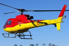 EC-KFP. Aerospatial. Ecureuil. (Josep Oll) Tags: helicoptero airfield vuelo turbina igualada despegue aerospatiale ecureuil odena aerdromo leig