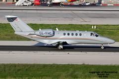 OE-FHC LMML 18-11-2015 (Burmarrad) Tags: 2 cn aircraft jet airline plus registration cessna citationjet 525a avcon lmml oefhc 525a0415 18112015