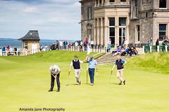 Birdie (robertsonamanda369) Tags: golf ruin golfcourse standrews clubhouse golfer standrewsuniversity cathedrial swilkinbridge