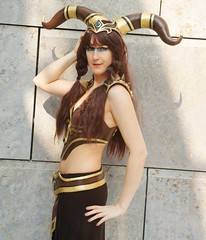 2015-03-13 S9 JB 86569#coht20s20 (cosplay shooter) Tags: id760082 jak jaqueline warrior fantasy cosplay cosplayer anime manga comic comics lbm leipzig leipzigerbuchmesse roleplay rollenspiel 2015134 2015007 1000z 1250z x201611