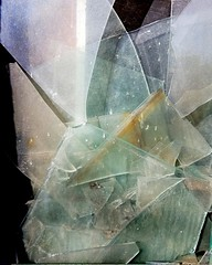 my broken heart (Hilarywho) Tags: broken brokenheart glass shards abstract