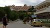 beachside road in Batsi IMG_0696 (mygreecetravelblog) Tags: island town village resort greece greekislands andros cyclades batsi cycladesislands androsgreece androsisland batsiandros batsivillage