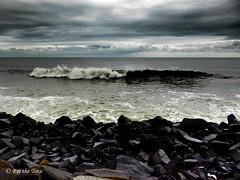Elements Entourage! (Raj the Tora) Tags: sea beach water bay bengal splashing bayofbengal seawater splashingwater watersplashing wavessplashing splashingwaves beachbreach