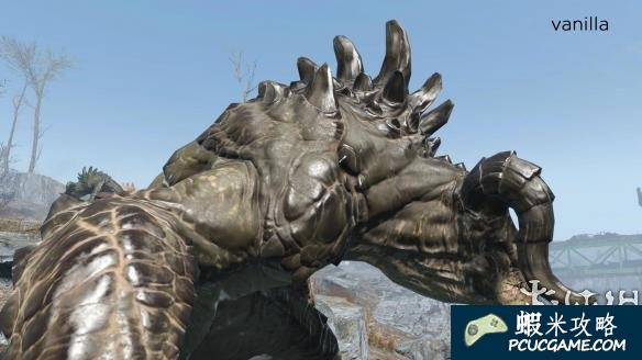 異塵餘生4 更具細節的死亡爪4K材質MOD