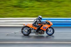 Drag strip bike (technodean2000) Tags: auto county uk hot car sport drag nikon outdoor shakespeare racing strip vehicle rod raceway lightroom d610