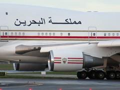 Bahrain 747 A9C-HAK DAP 10-12-2015 006 (gallftree008) Tags: classic plane bahrain airport aircraft aviation air jet kingdom aeroplane planes 747 aeroplanes jumbo dap aerodrome repaint a9chak 10122015