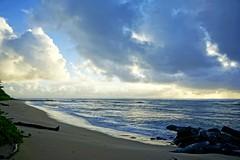 Kauai (pete4ducks) Tags: sky seascape nature clouds kauai 2015 on1photos