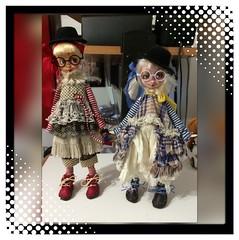 Doll Rendez-vous, Paris December 6, 2015 (heliantas) Tags: anna doll body ooak mini disney merida aurora belle bjd hybrid pure elsa pocahontas mulan animator neemo clochette repaint obitsu