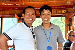 D72_7509 (Tom Ballard Photography) Tags: vietnam halongbay tourboats bayclub 20151118