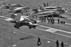 VAQ-137 EA-6B Prowler BuNo 158810 (skyhawkpc) Tags: airplane aircraft aviation navy co naval 1980 usnavy usn prowler tomcat grumman ea6b vought ltv corsairii f14a vf2bountyhunters a7e ussranger cva61 158810 vaq137rooks ne104 vf1wolfpack va113stingers ne304 ne652 159304ne301