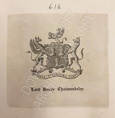 Lord Henry Cholmondeley