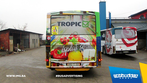 Info Media Group - Tropic, BUS Outdoor Advertising, Banj Luka 11-2015 (7)