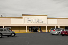Peebles Logan, Ohio (Nicholas Eckhart) Tags: ohio usa retail america mall us peebles oh logan stores hocking 2015 hockingmall