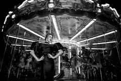 Night In Florence (vivianeizzo1) Tags: camera light portrait italy white black girl beautiful beauty make up fashion night pose magazine hair print photography florence clothing model nikon dress natural flash carousel lips blonde editorial shooting lipstick elegant jewels collaboration elegance