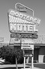 Monterey Motel (dangr.dave) Tags: albuquerque newmexico nm neon neonsign route66 downtown historic sign montereymotel motel