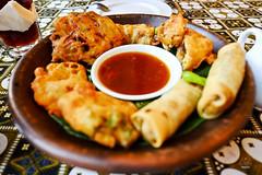 Assorted gorengan (A. Wee) Tags: cafebatavia cafe jakarta  indonesia  kotatua gorengan fried snack