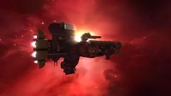Azazel (Sastrei87) Tags: azazel 3vil homeworld brickspace lego spaceship space